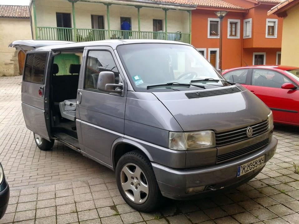 Se vende furgoneta churfera (VENDIDA!!) (1/6)