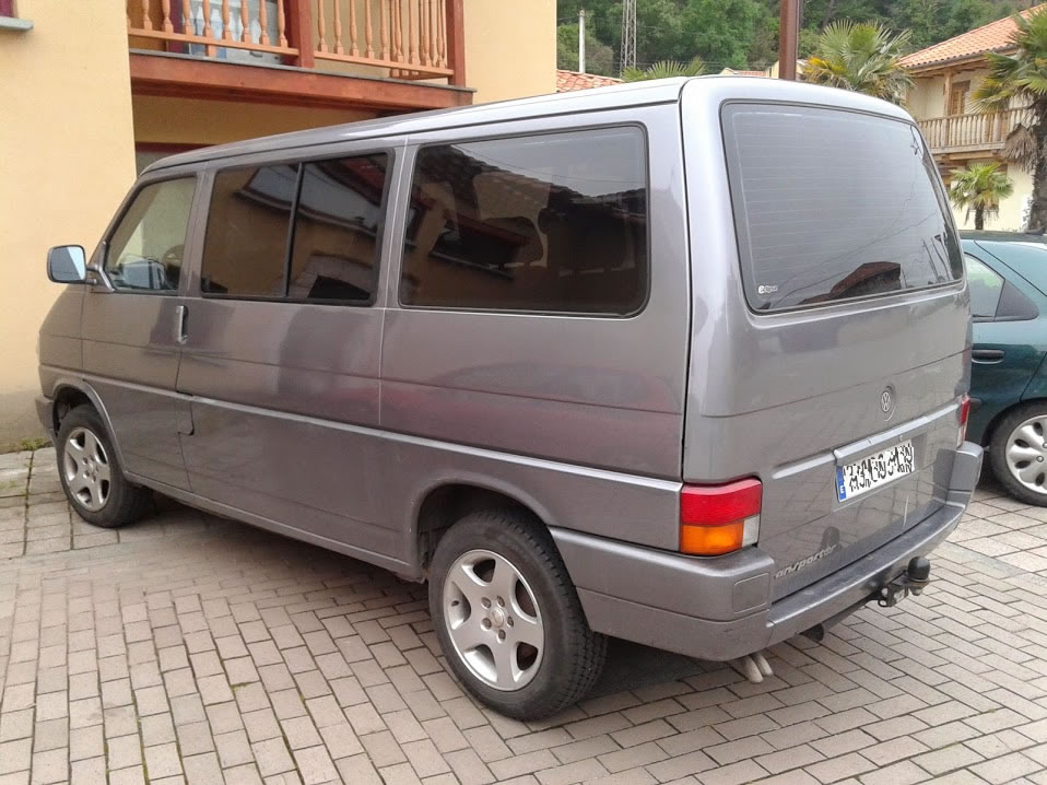 Se vende furgoneta churfera (VENDIDA!!) (2/6)