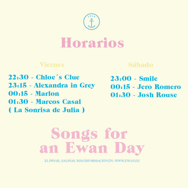 Songs for an Ewan Day 2015 (4/6)