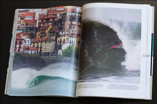 Pacotwo en el Surfer's Journal (1/2)